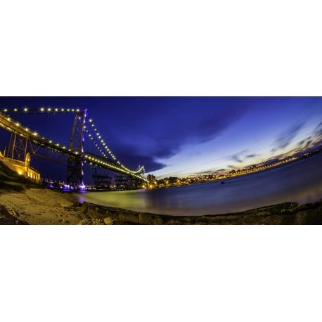 Ponte Hercílio Luz Panorâmica