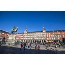 Plaza Mayor/Madrid/Espanha