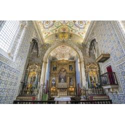 Capela São Miguel - Universidade de Coimbra/Portugal