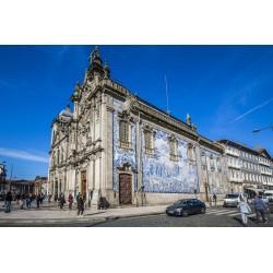 Igreja do Carmo e das Carmelitas - Porto/Portugal