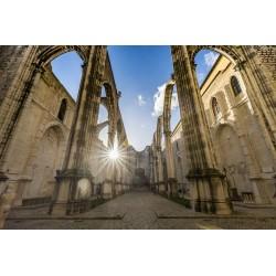 Igreja Convento do Carmo - Lisboa