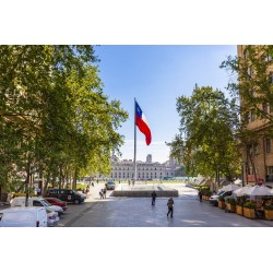 Santiago - Casa de La Moneda
