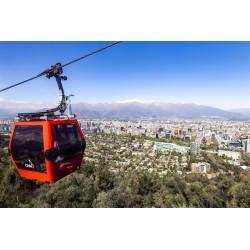 Teleférico - Cerro San Cristobal