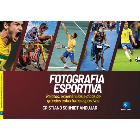Livro Fotografia Esportiva