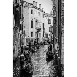 Gondolas Veneza