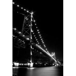 Ponte Hercílio Luz - Florianópolis/SC - Brasil