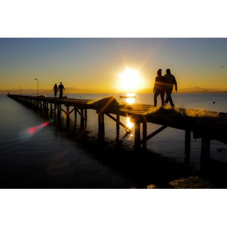 Pier - Coisteira do Pirajubaé - Florianópolis/SC - Brasil