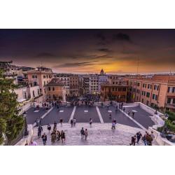 Praça da Espanha - Roma