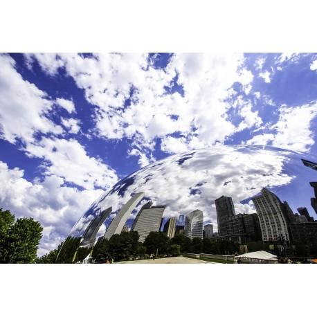 Cloud Gate - Chicago/EUA