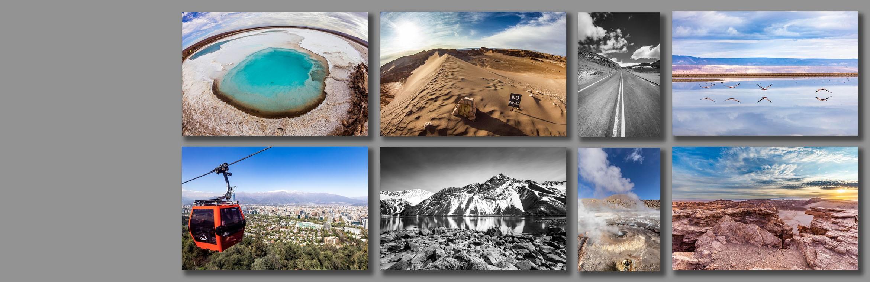 Nova Coleção Chile - Atacama