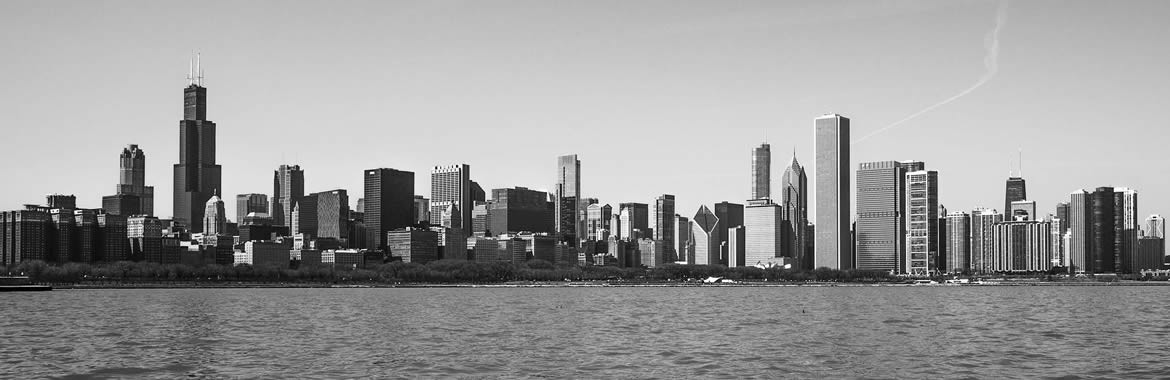 Skyline - Chicago - Panorâmica